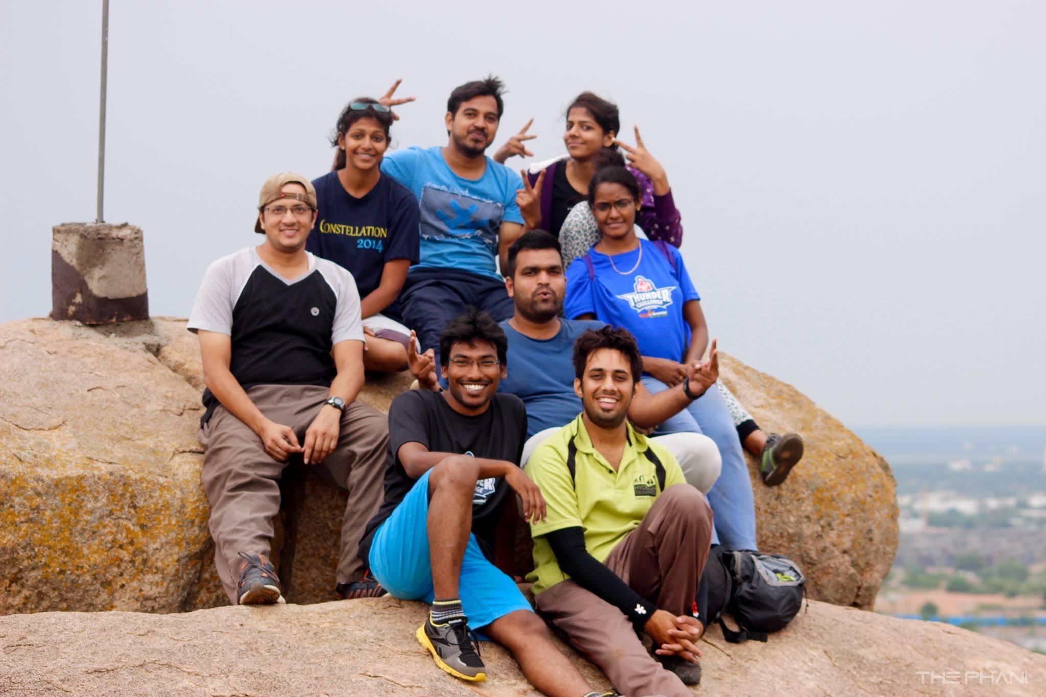 Kajaguda beginners Trek