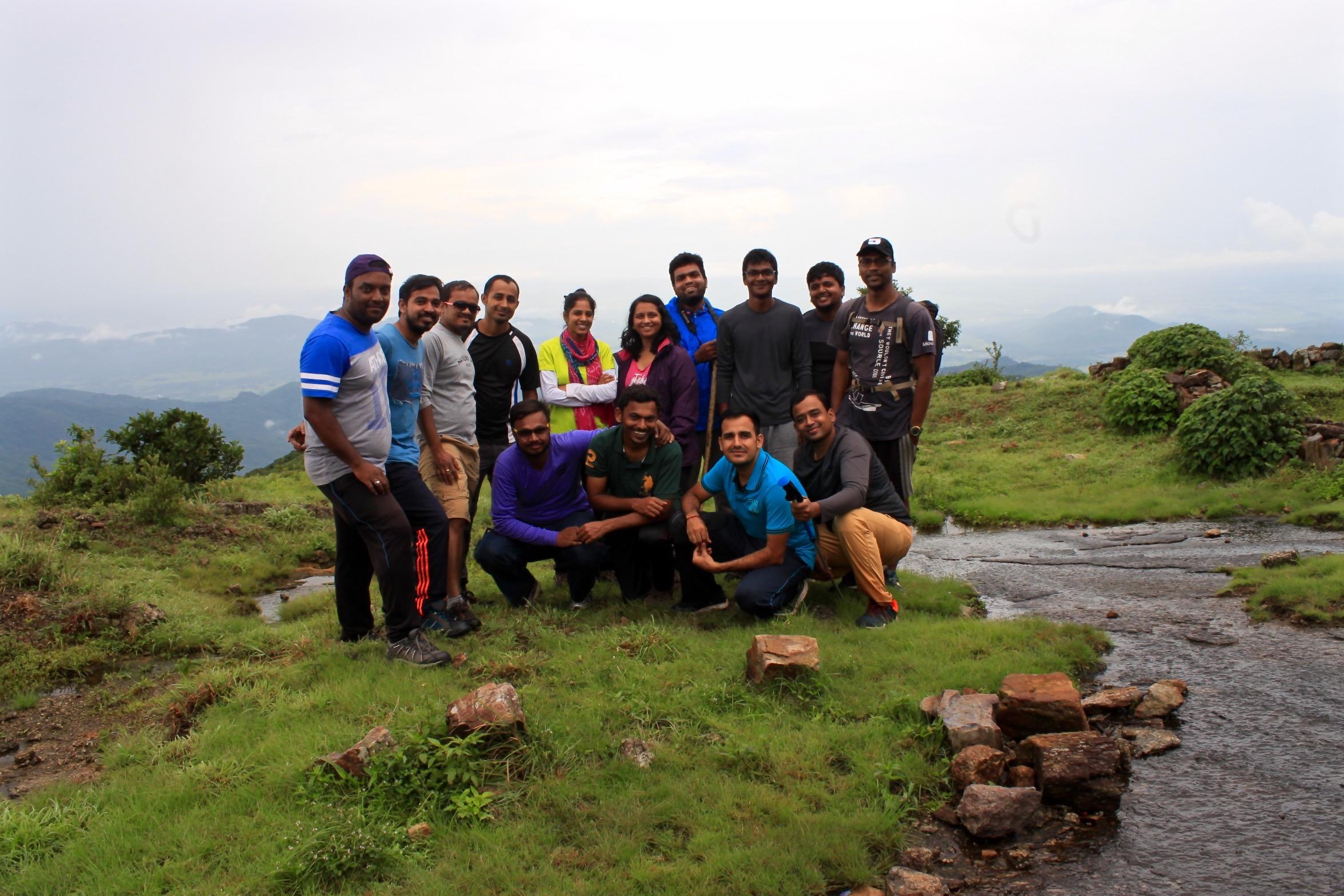 Mahendragiri Trek ~ 4976 ft