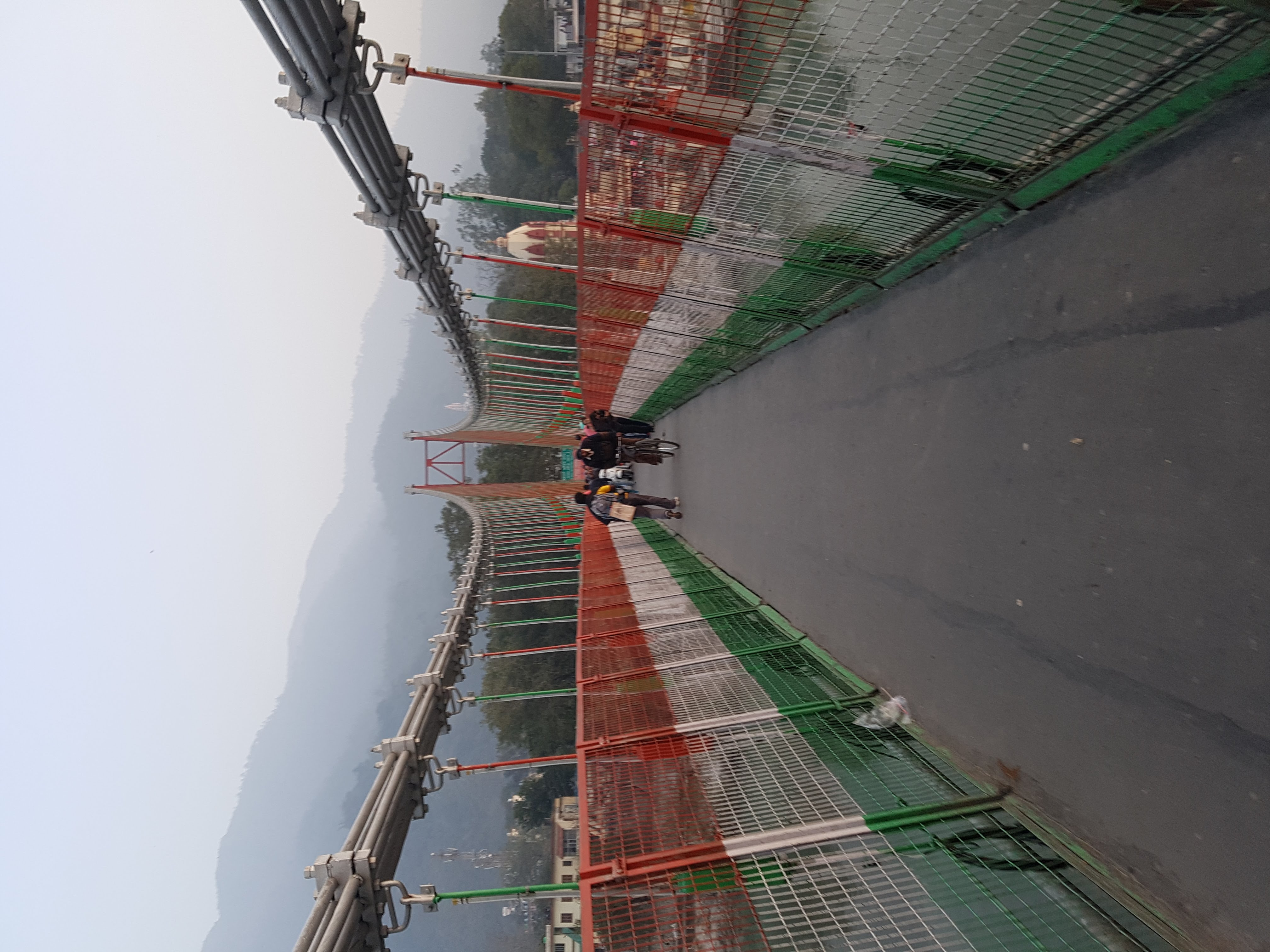 Ram Jhula Bridge
