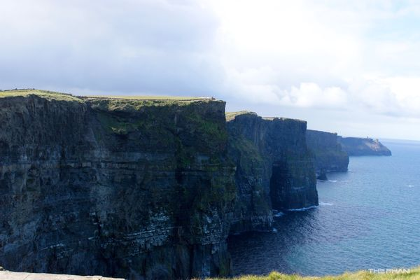My visit to Cliffs of Moher, Dublin